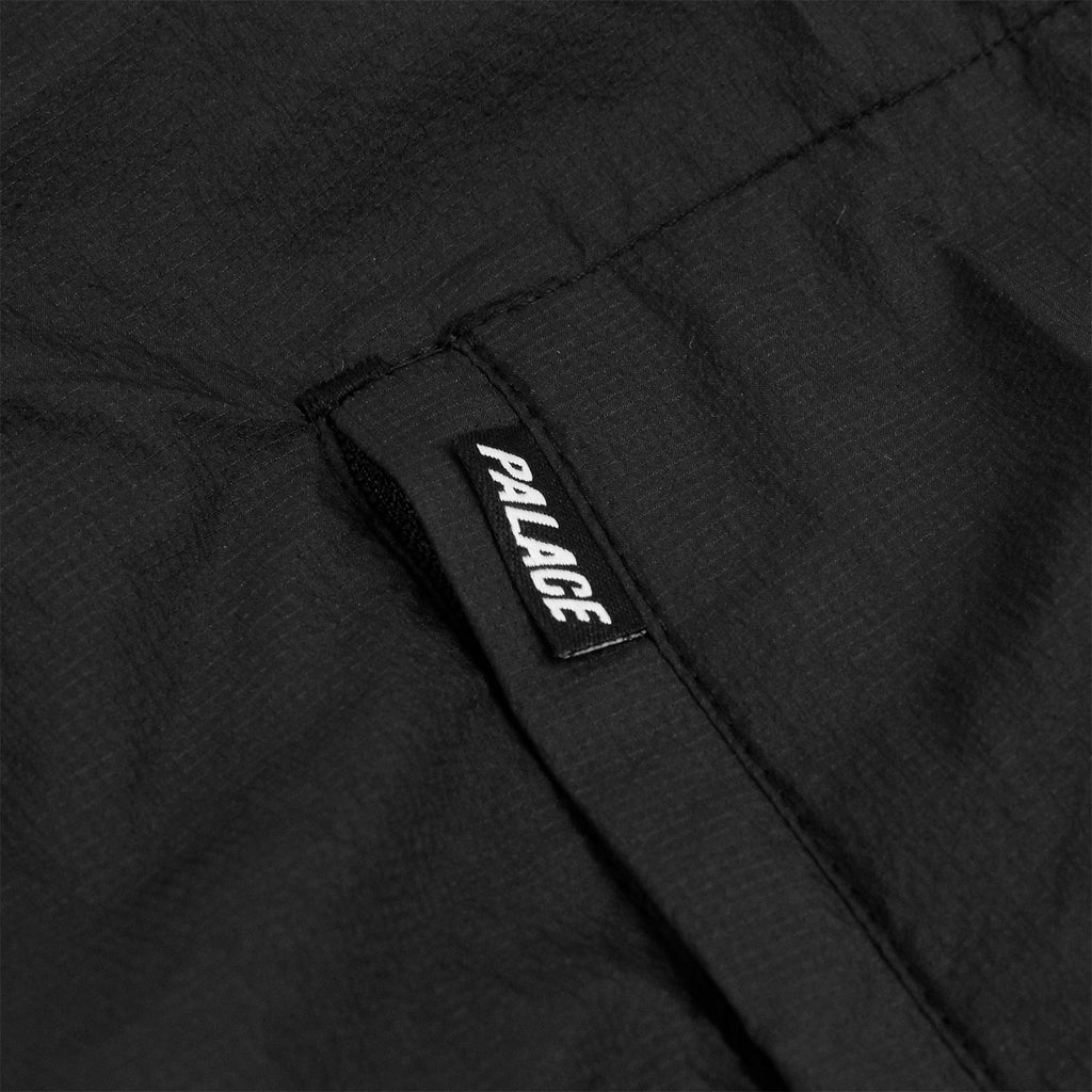 Palace Bomber Jacket in Anthracite - Label