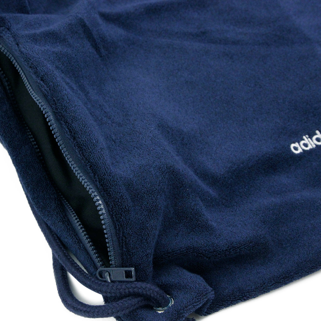 Palace x Adidas Palace Gym Sack in Navy - Zip