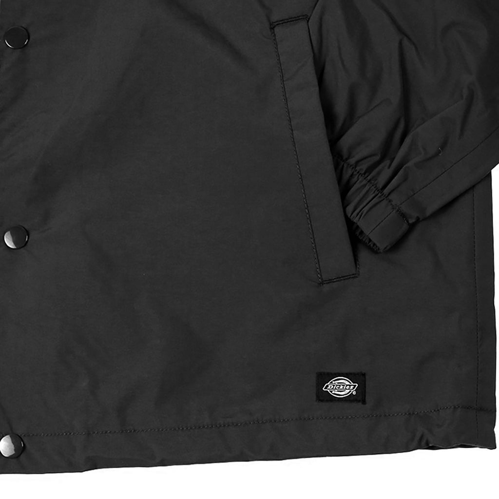 Dickies Torrance Jacket in Black - Pocket