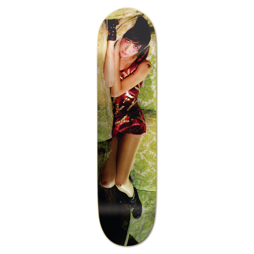 Girl Skateboards Photos By Spike Karen O Deck in 8.125""