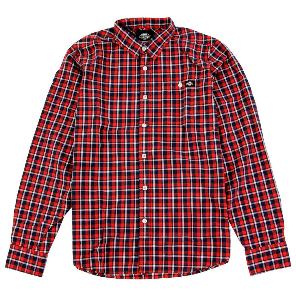 Dickies Laytonville Shirt in Red