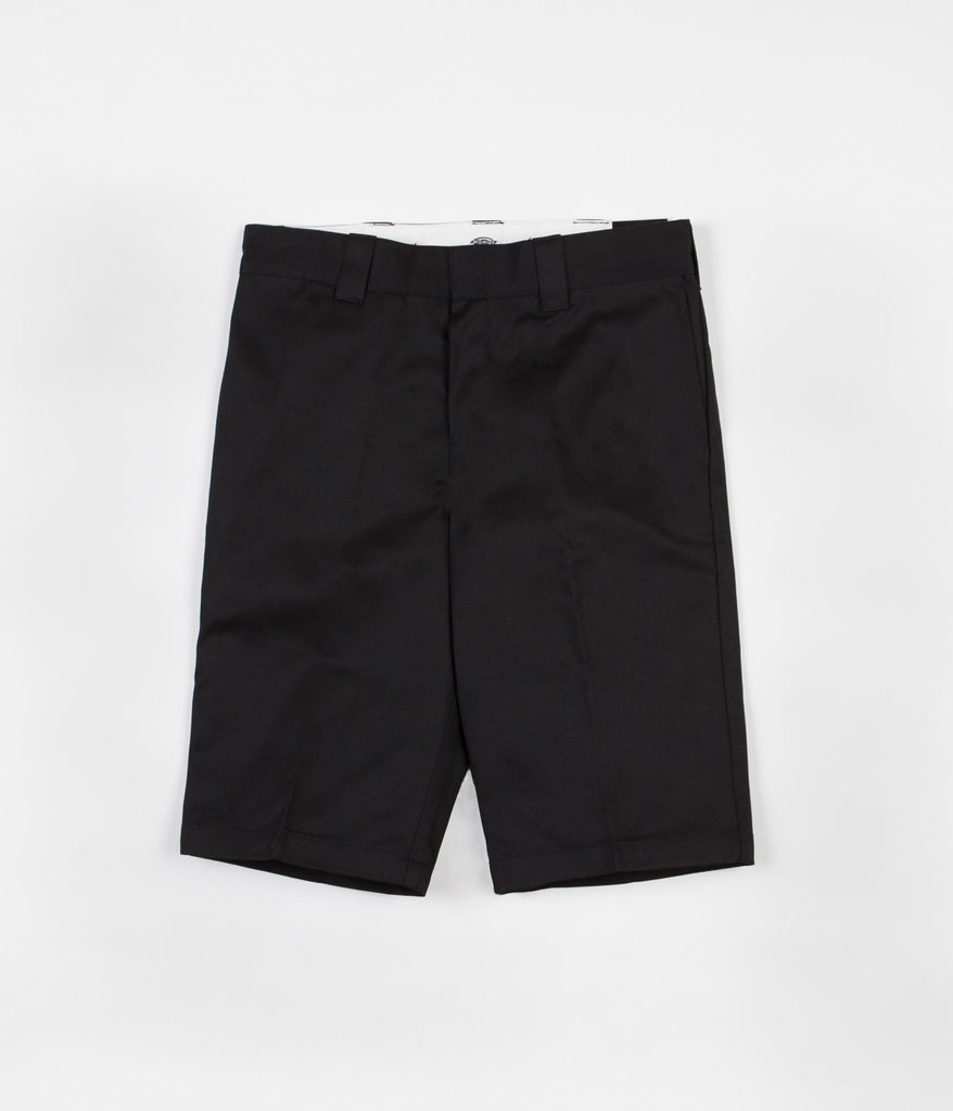 "Dickies 803 Slim 13"" Work Shorts Black - Front"