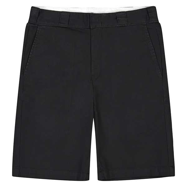 Dickies Vancleve Shorts Black -  Front