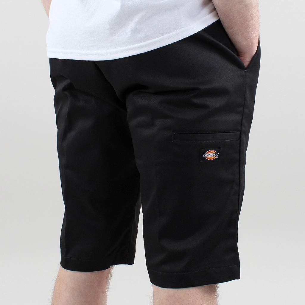 "Dickies 803 Slim 13"" Work Shorts Black - Back"