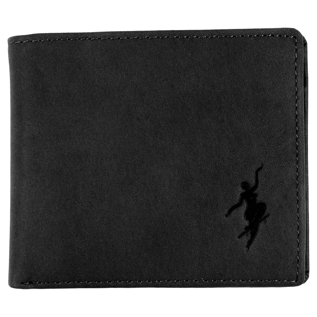 Polar Skate Co No Comply Wallet in Black