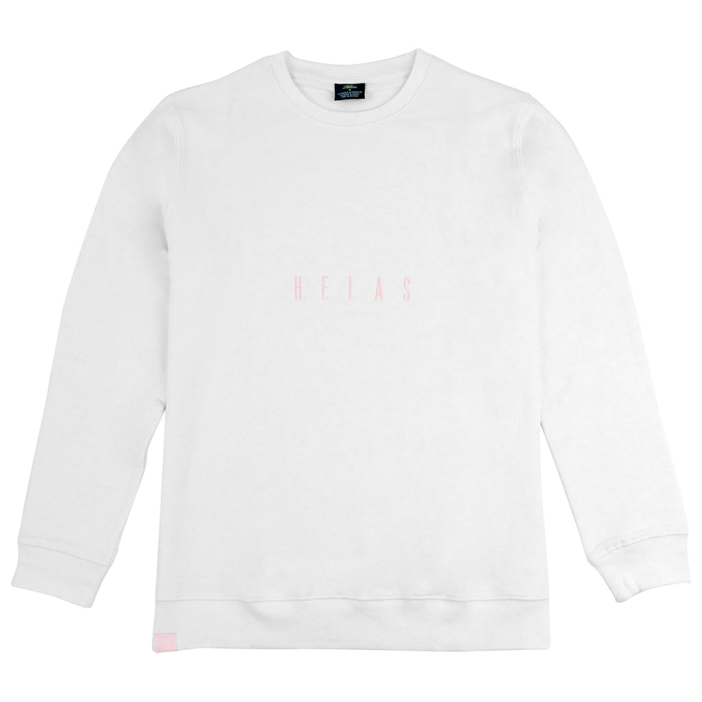 Helas Crewneck in White