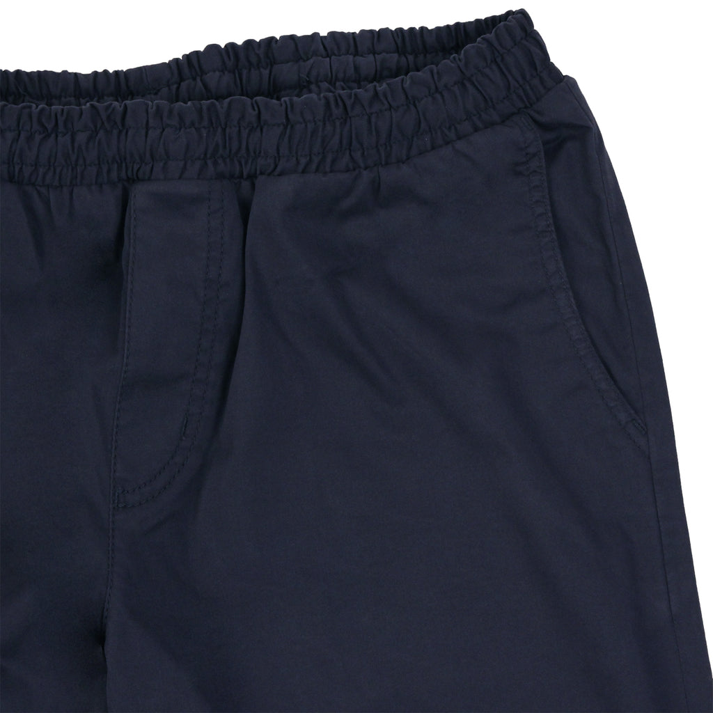 Polar Skate Co Sweatpant Chinos in Navy - Detail