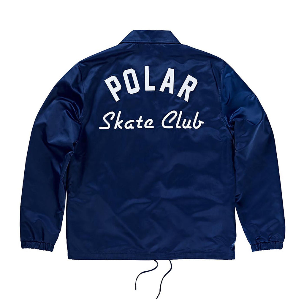 Polar Skate Co Polar Skate Club Jacket in Navy