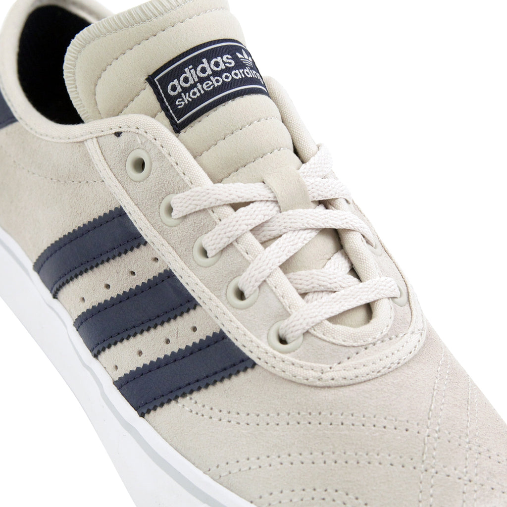 Adidas Skateboarding Adi Ease Premiere ADV Shoes Clear Brown Collegiate Navy Footwear White