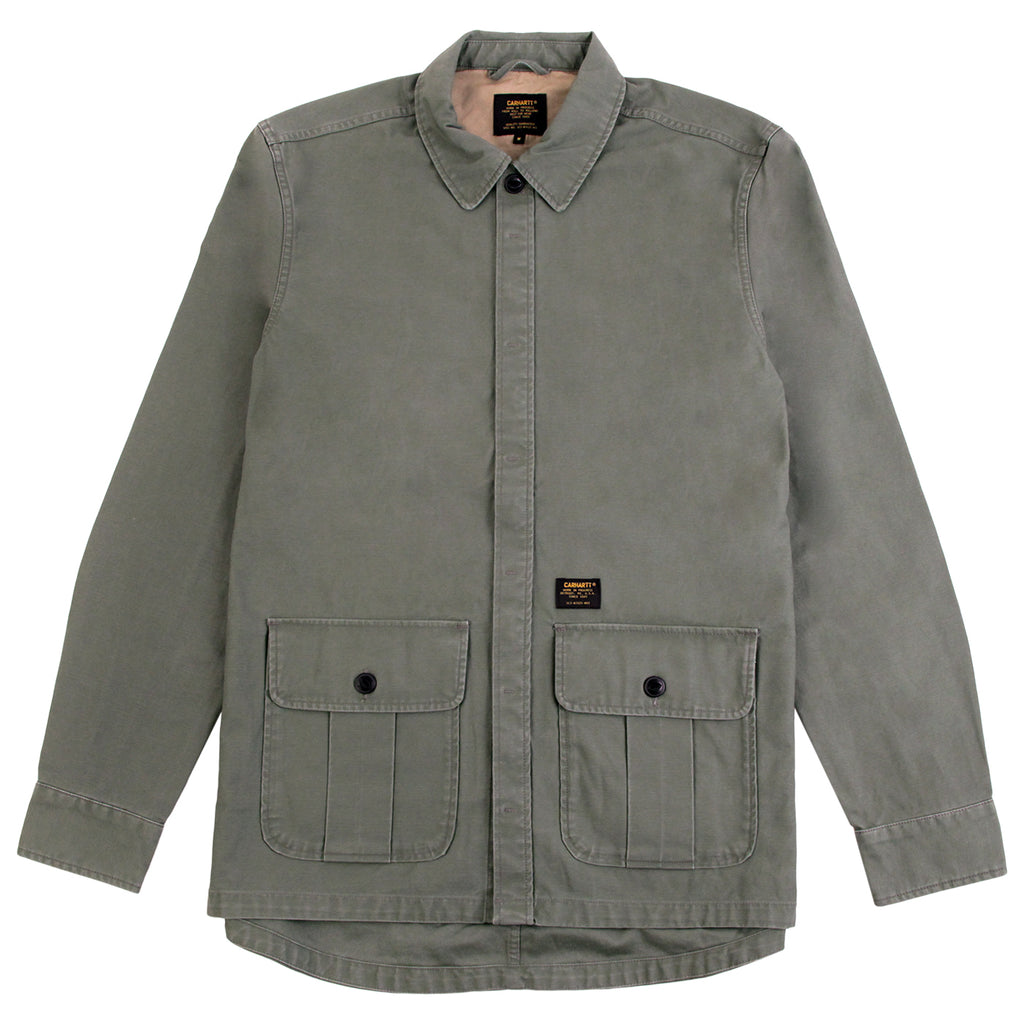 Carhartt Anson Shirt Jacket in Dollar Green