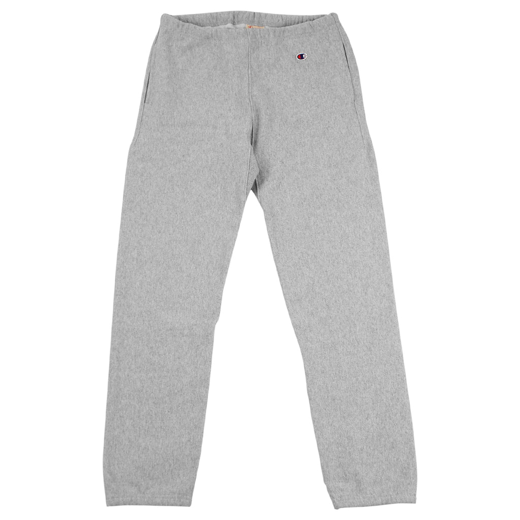 Champion Elastic Cuff Pant in Oxford Grey - Open