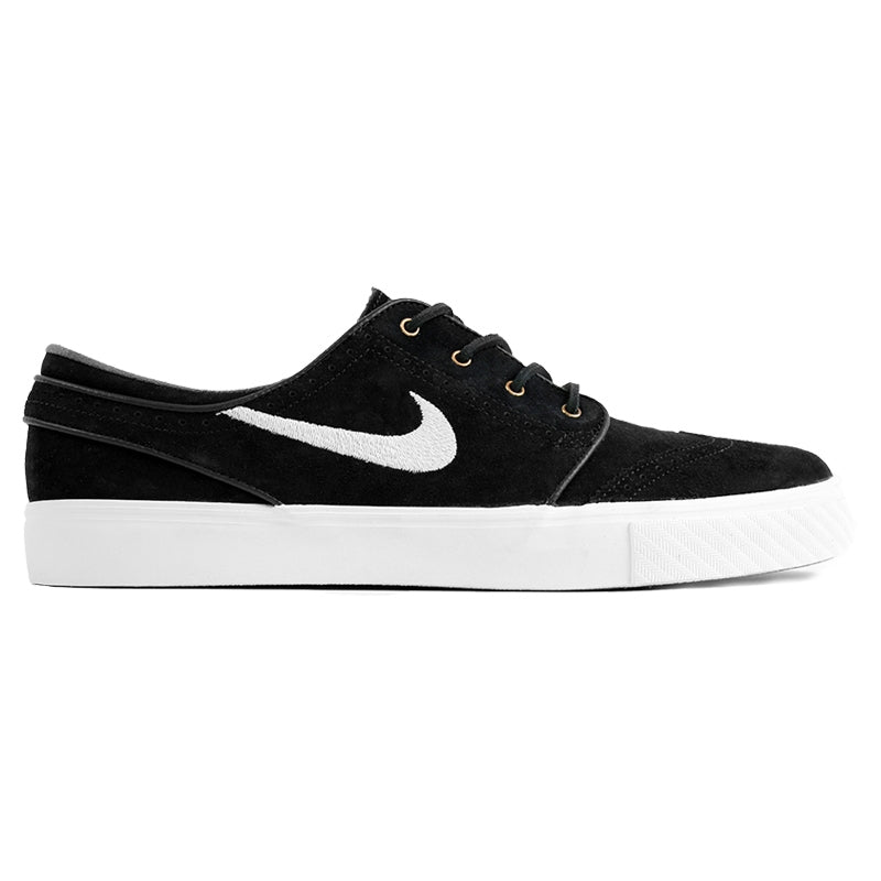 Nike SB Stefan Janoski Elite Shoes in Black / White