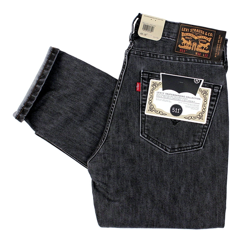 Levi's Skateboarding Collection 511 Slim Jeans in Geary