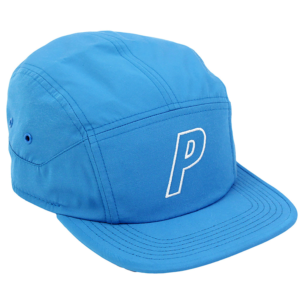 Palace 7 Panel Cap in Blue