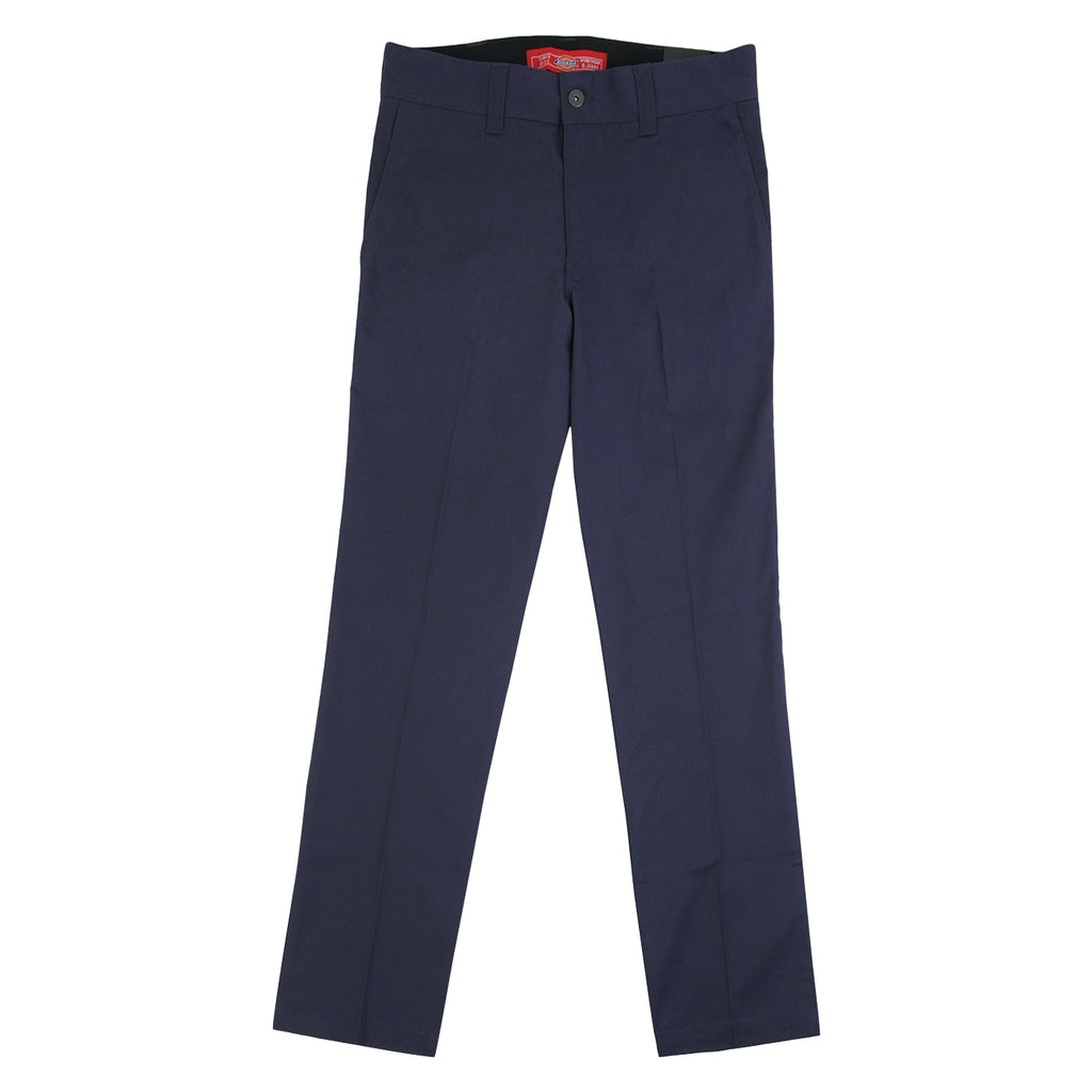 Dickies 894 Industrial Work Pant in Navy Blue - Open