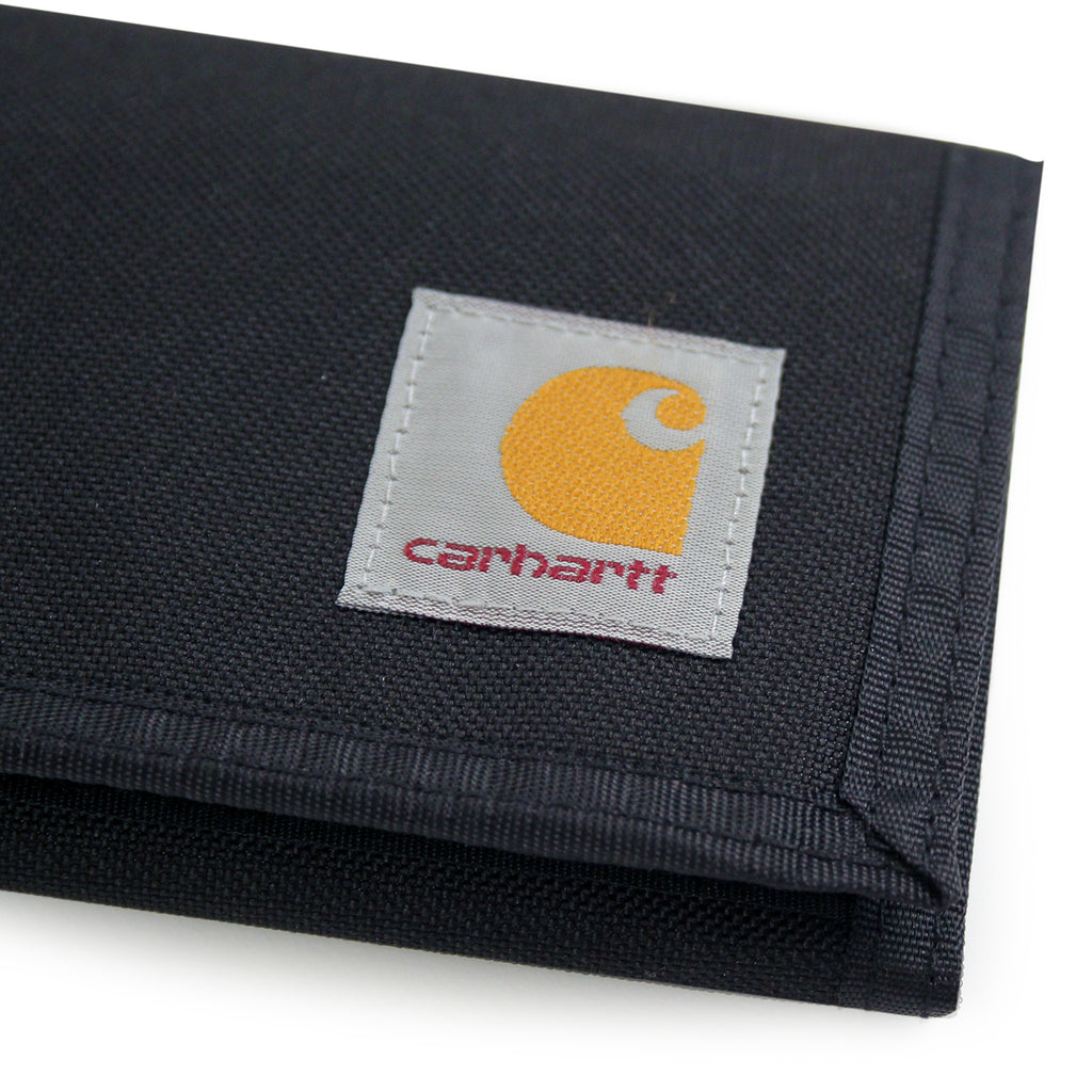 Carhartt Wallet in Black - Label