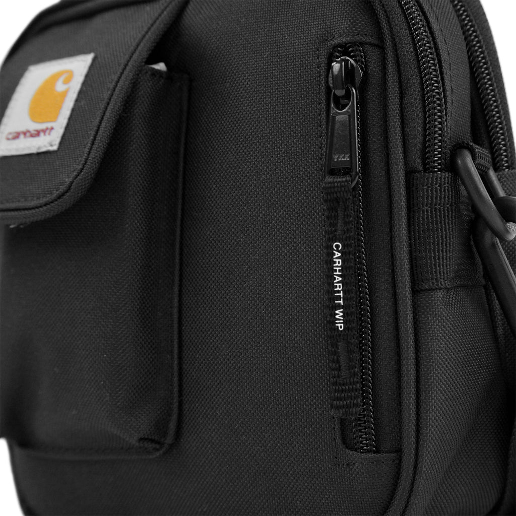 Carhartt WIP Essentials Bag in Black - Zip