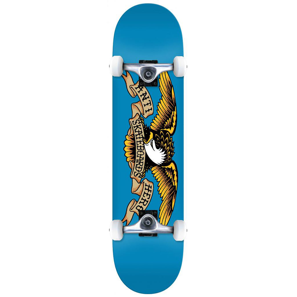 Anti Hero Skateboards Classic Eagle Complete Skateboard in 7.5""