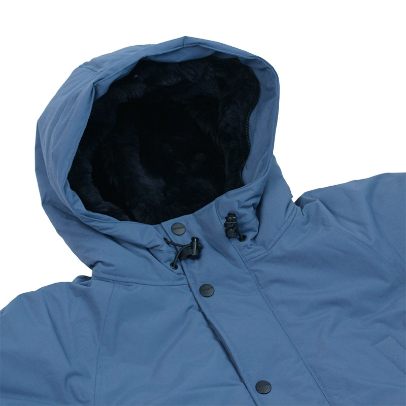 Carhartt WIP Anchorage Parka Jacket in Monsoon - Hood