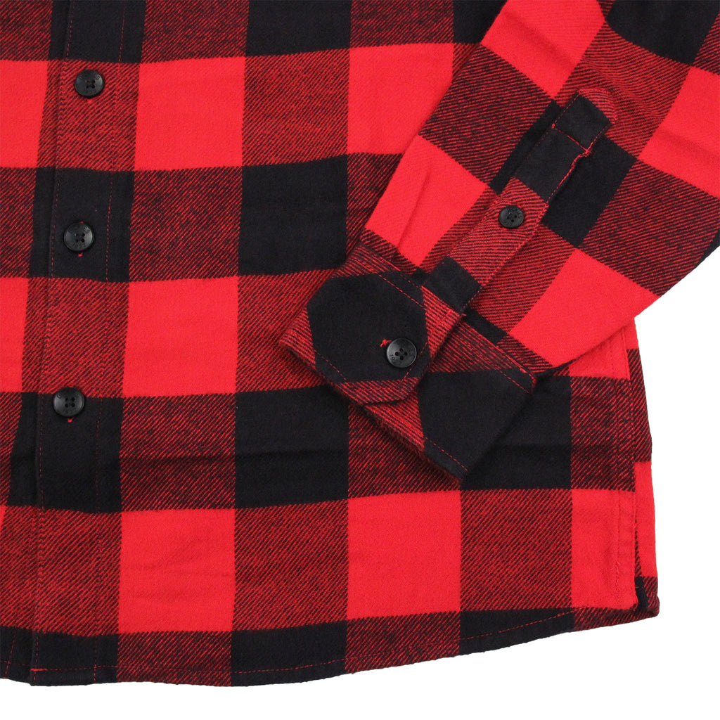 Dickies Sacramento Shirt in Red - Sleeve