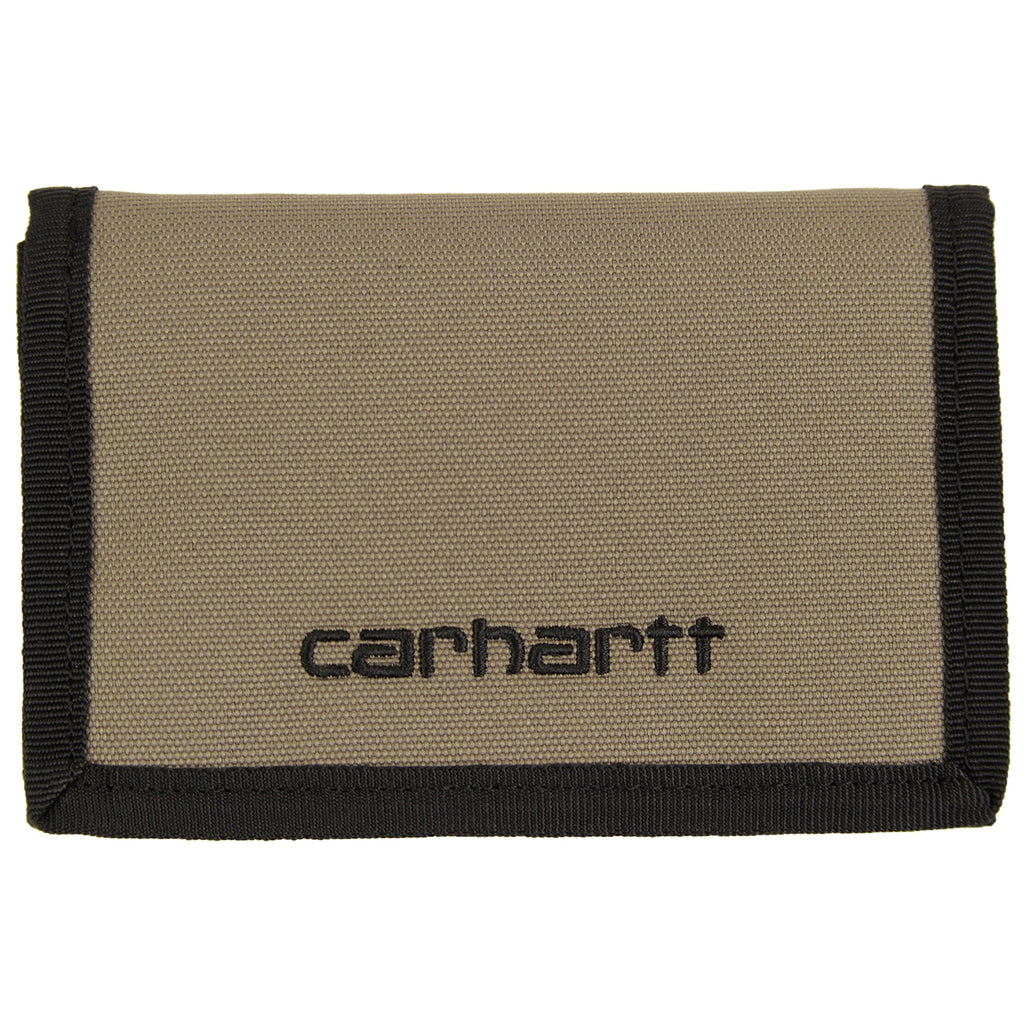Carhartt WIP Payton Wallet in Brass / Black
