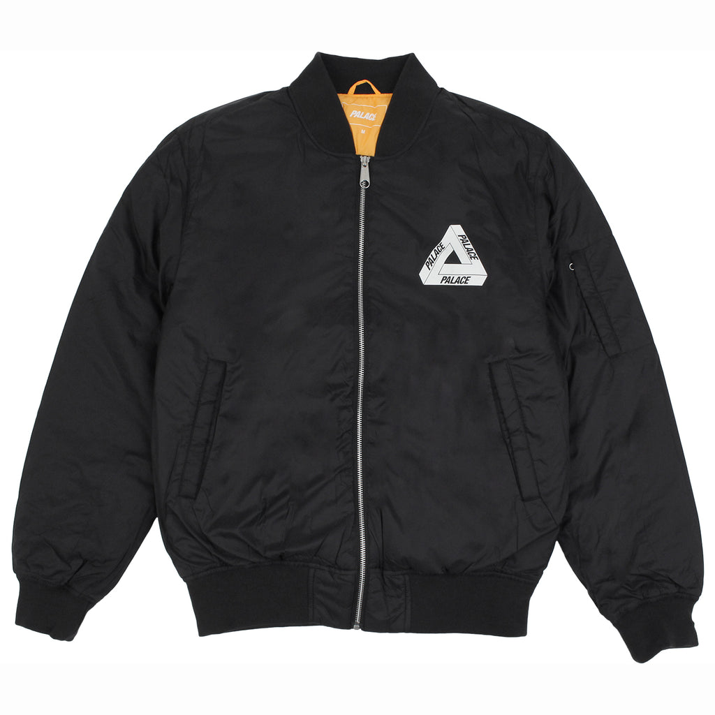 Palace Thinsulate Bomber Jacket in Anthracite