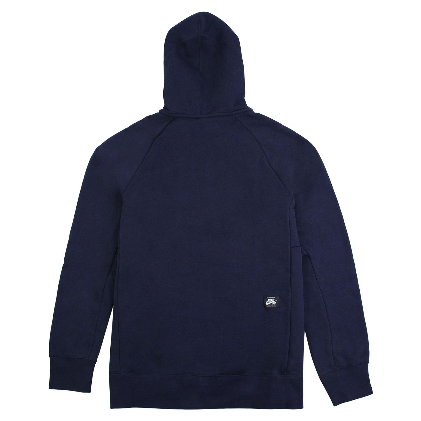 a0842d83e8dc SB Icon Grid Fill Pullover Hoodie in Navy   Metallic Gold by Nike SB ...