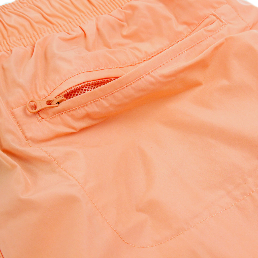 Adidas Skateboarding x Alltimers Shorts in St. Tropic Melon - Zipper pocket