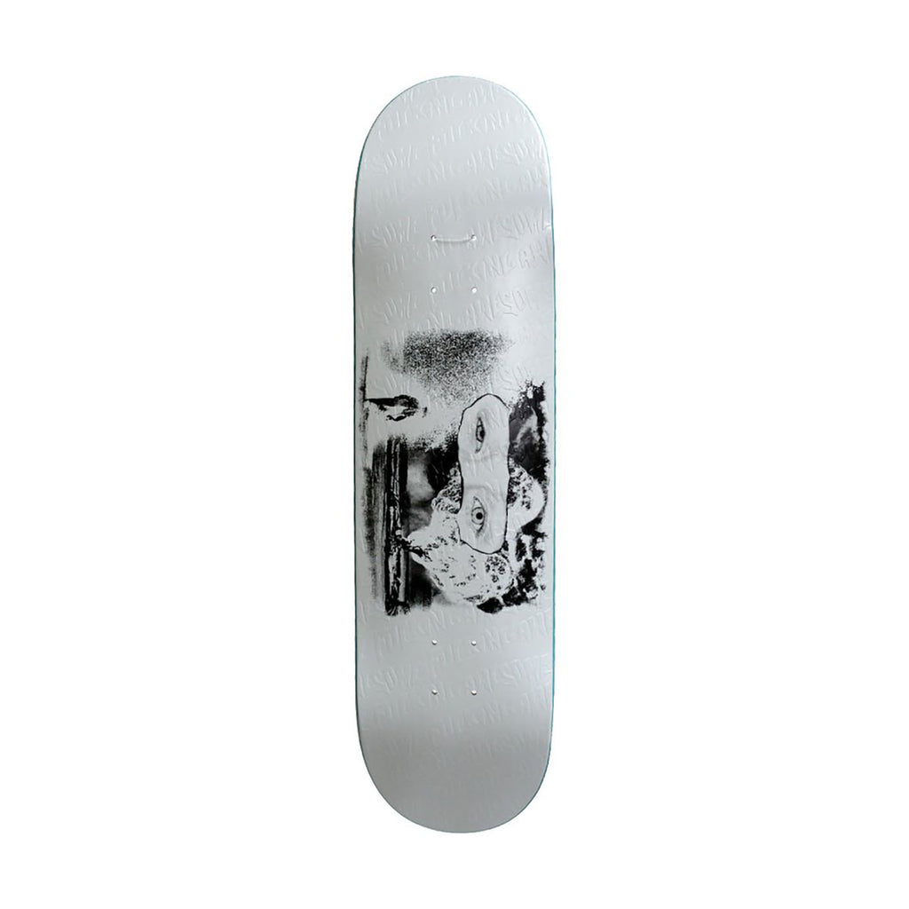 Fucking Awesome Fire Eyes Skateboard Deck in 8.375""