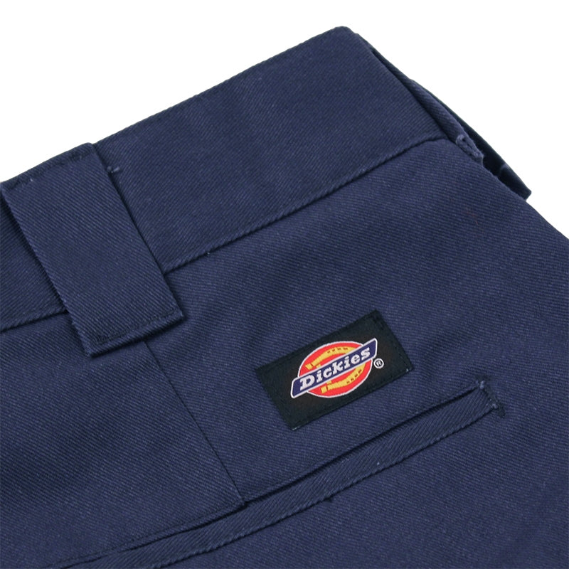 DICKIES 872 SLIM FIT WORK PANT NAVY - Label