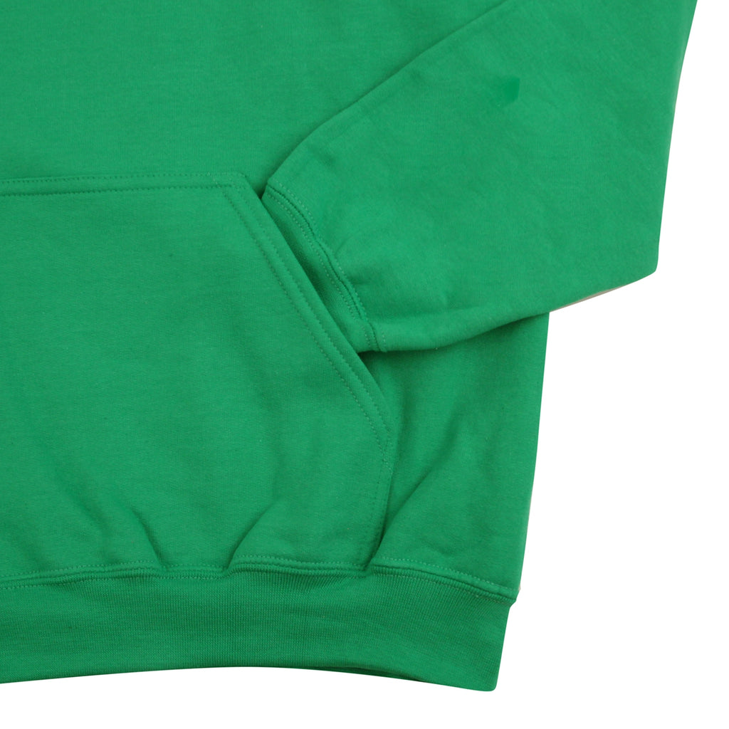 Call Me 917 Really Sorry Hoodie in Green - Pocket