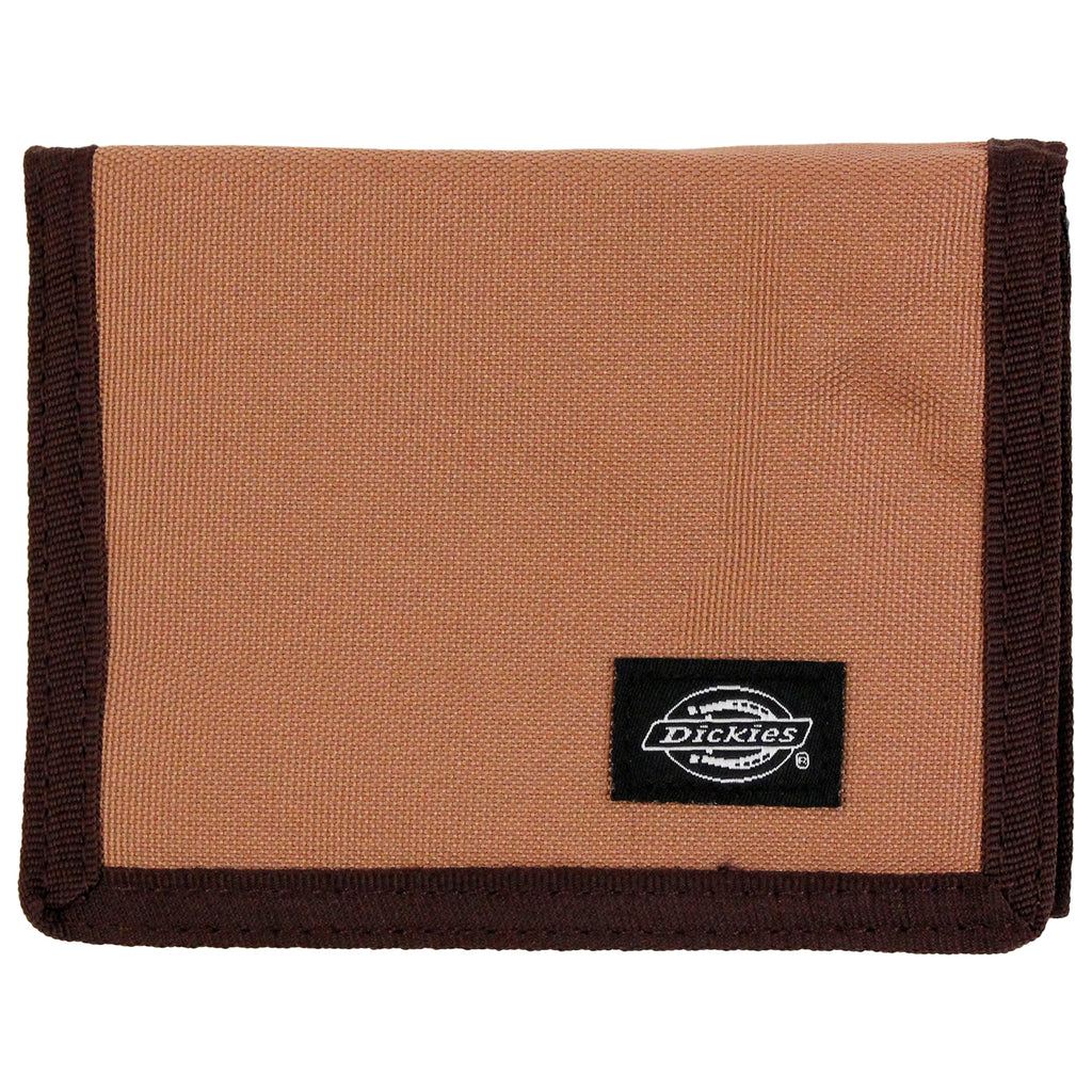 Dickies Crescent Bay Wallet in Brown Duck