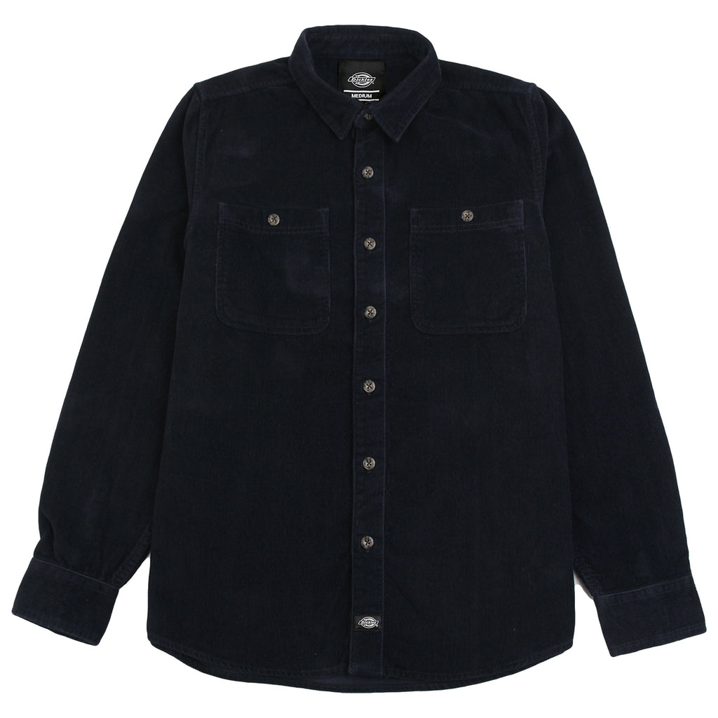 Dickies Arthurdale Shirt in Dark Navy