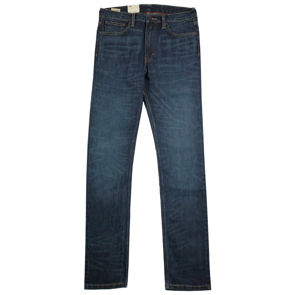 Levis Skateboarding 513 Slim Straight Jeans in EMB - Legs