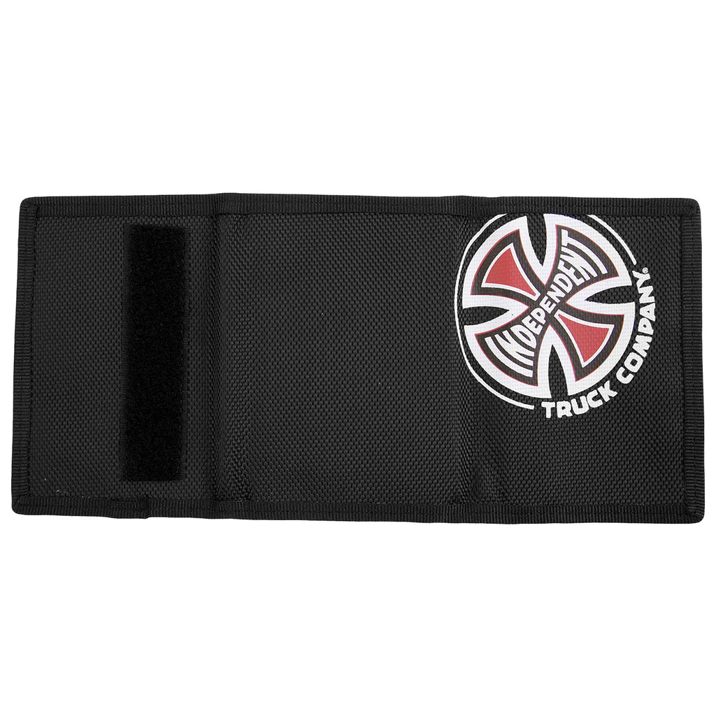 Independent Trucks Truck Co. Wallet in Black - Detail