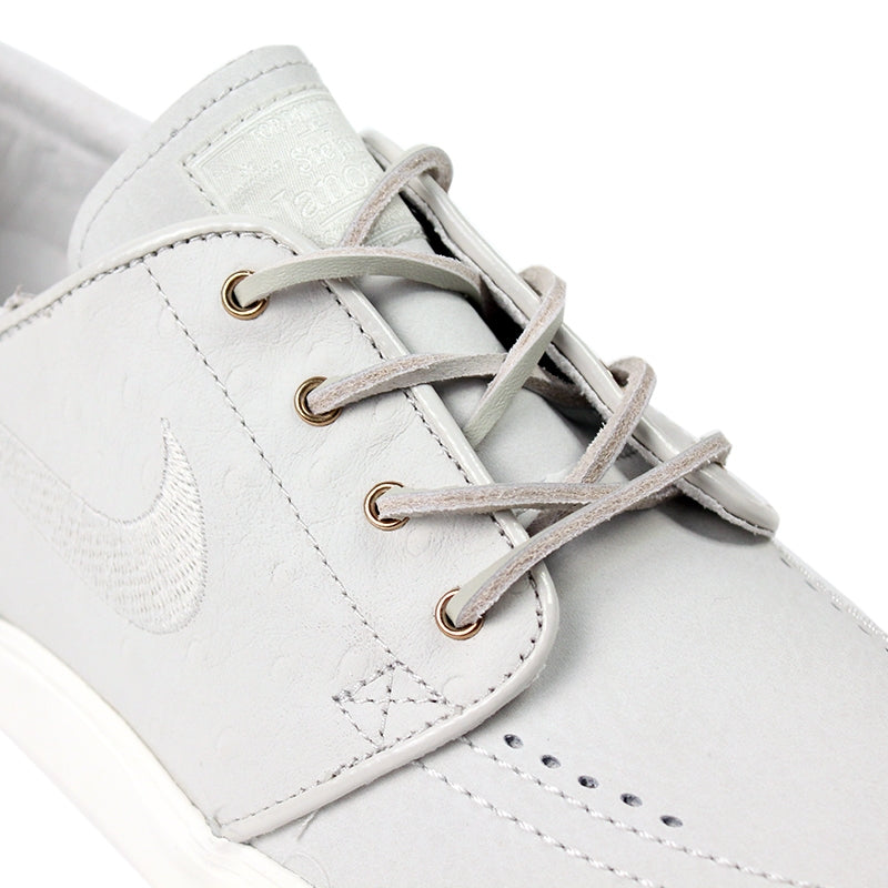 Nike SB Stefan Janoski PR SE Shoes in Light Bone / Light Bone / Sail - Laces
