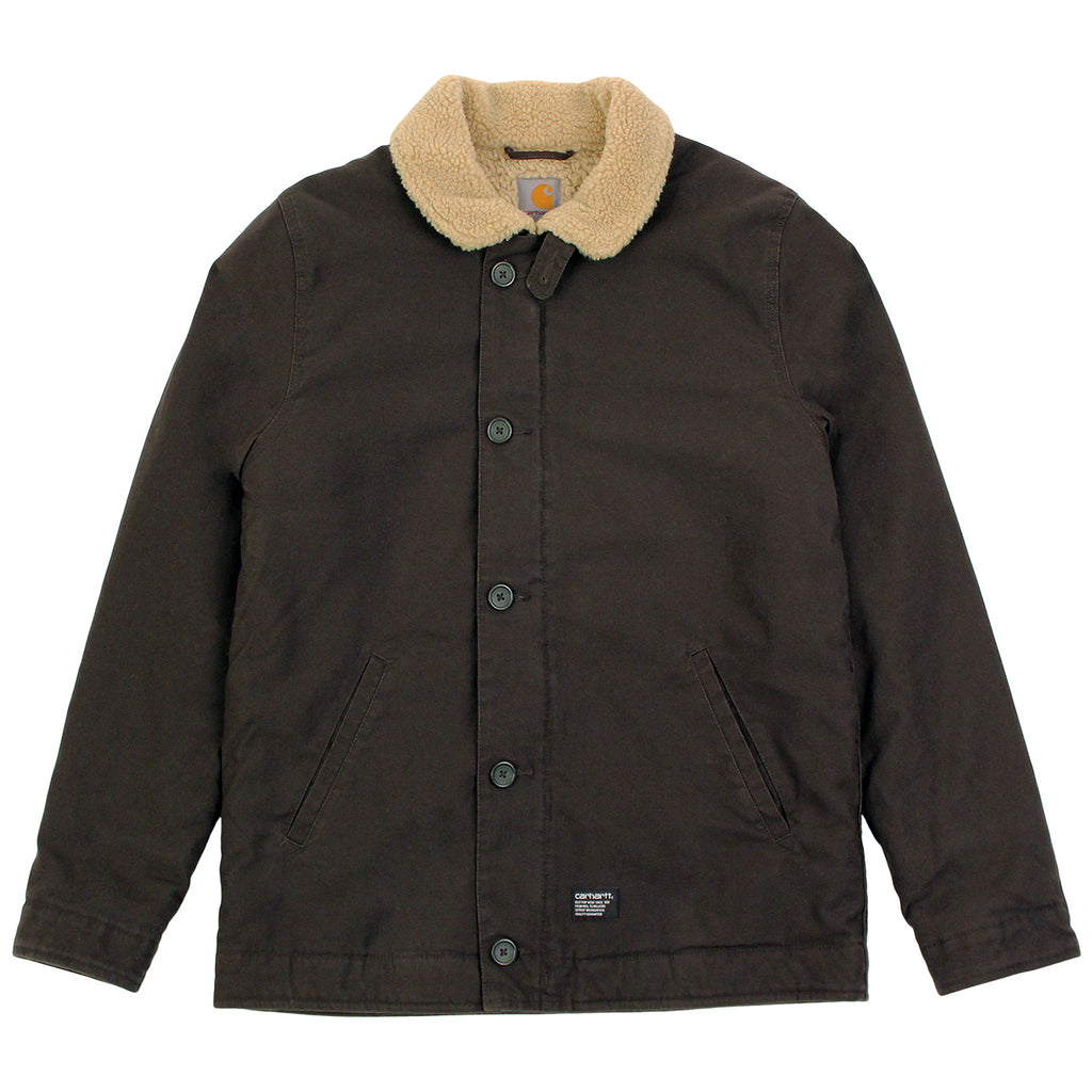 Carhartt Sheffield Jacket in Blackforest