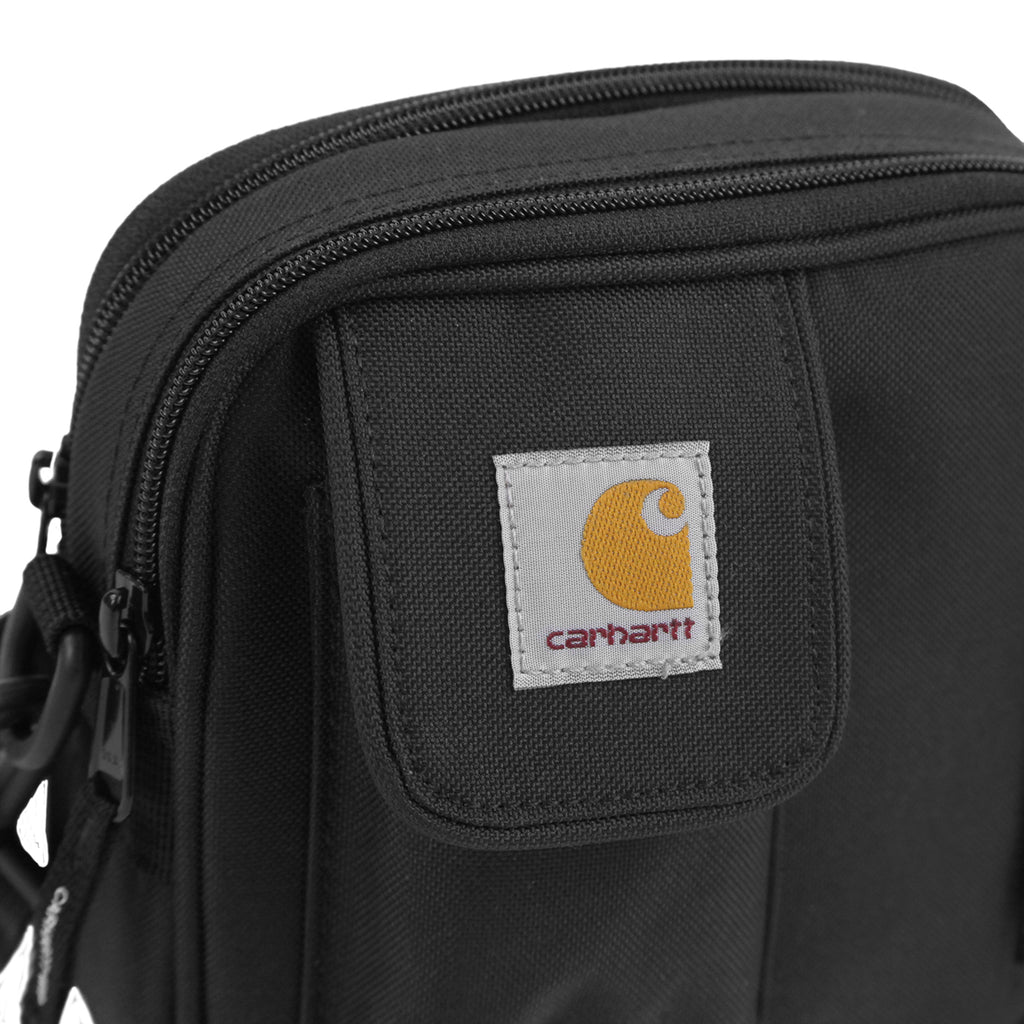 Carhartt WIP Essentials Bag in Black - Label