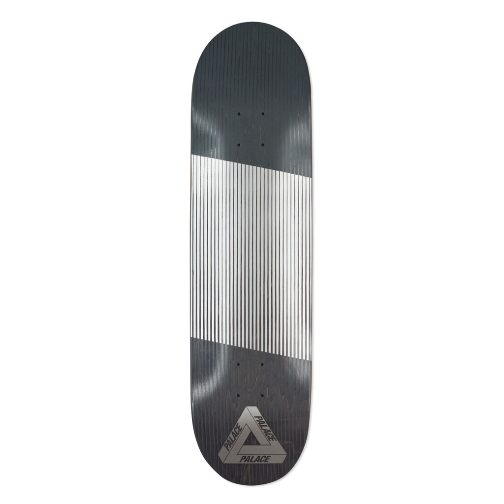 Palace Linear Silver Deck in 8.3""