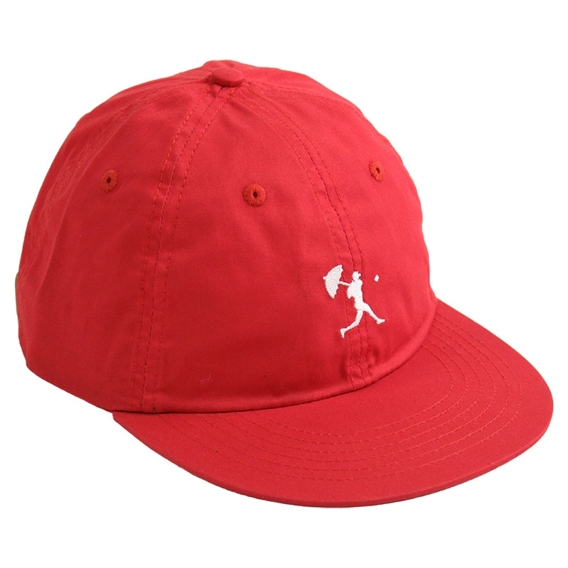 Helas Baller 6 Panel Cap in Red