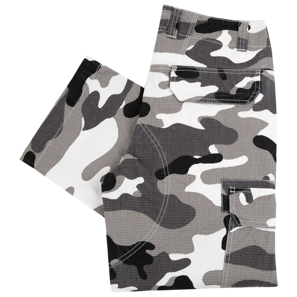 Dickies New York Pant in White Camo