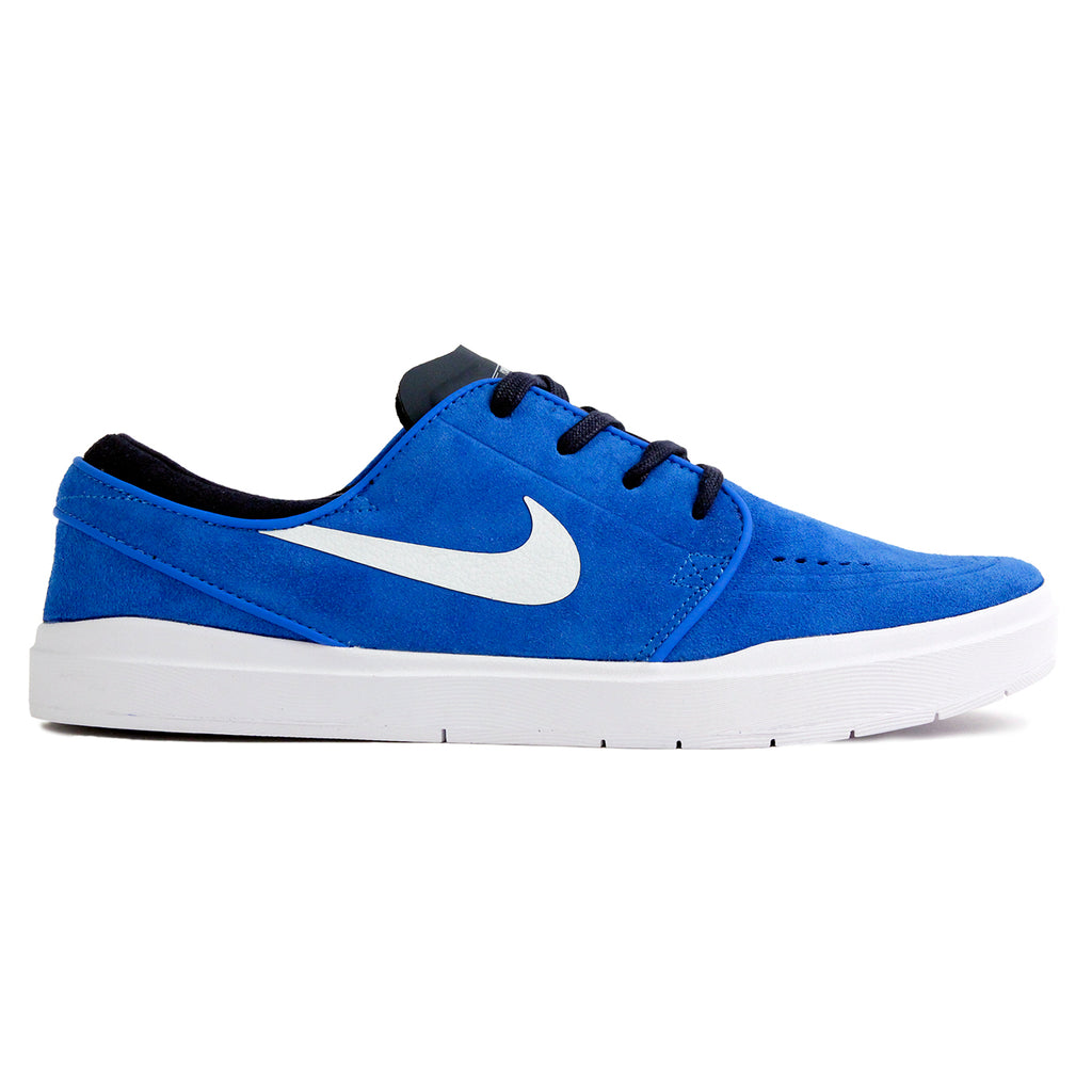 Nike SB Janoski Hyperfeel Shoes in Photo Blue / White-Obsidian