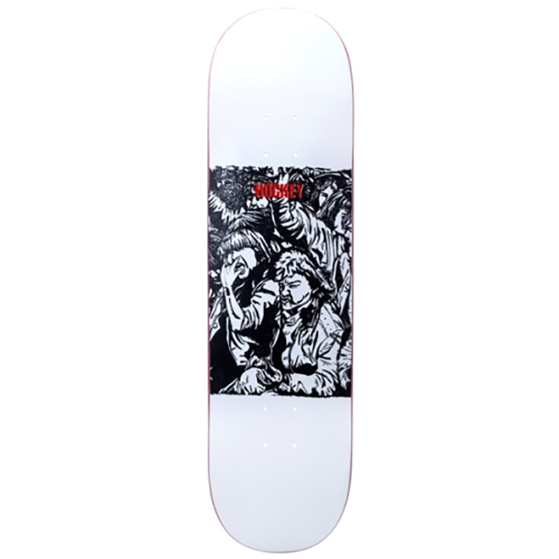 Hockey Skateboards Rockers Deck