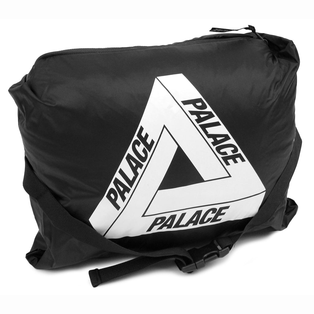 Palace Puffa Jacket in Anthracite - Packed