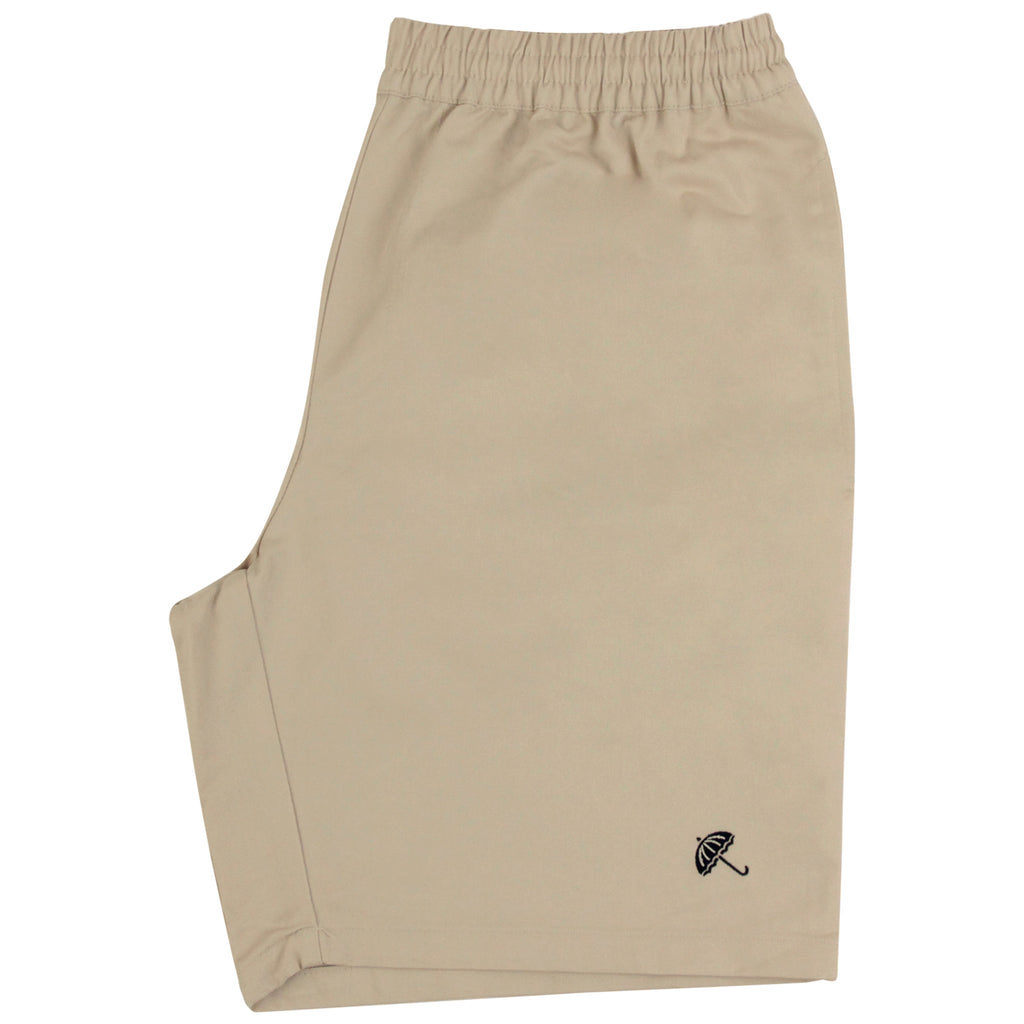 Helas Classic Chino Short in Beige - Detail