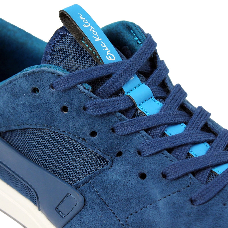 Nike SB Eric Koston Huarache Shoes in Blue Force / Blue Lagoon / White - Laces