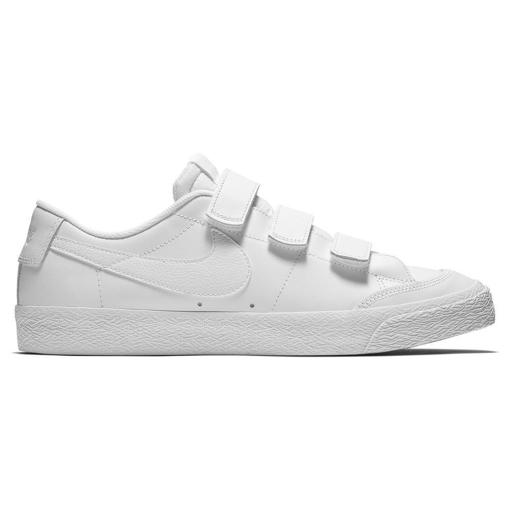 Nike SB Zoom Blazer AC XT Shoes in White / White - Black
