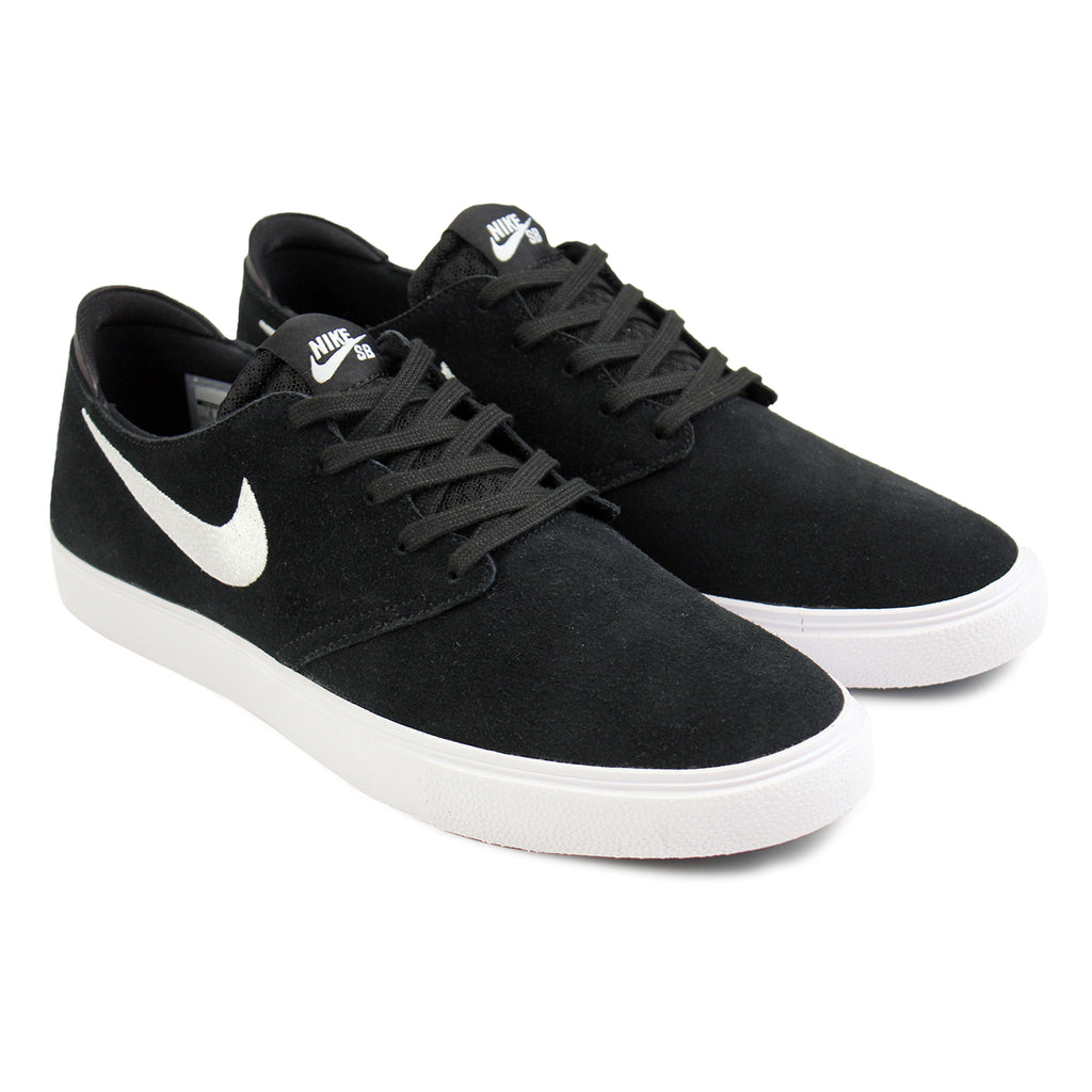 Nike SB One Shots in Black / White - Paired