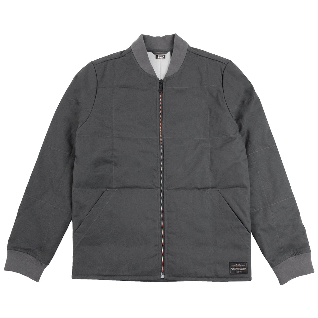 Levis Skateboarding Wharf Jacket in Graphite