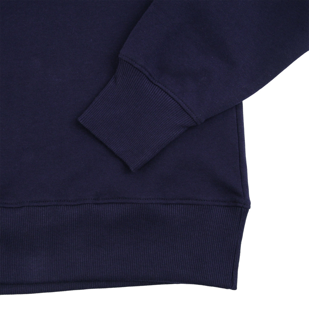 "Bored of Southsea ""Southsea"" Sweatshirt in Navy / Red Box - Cuff"